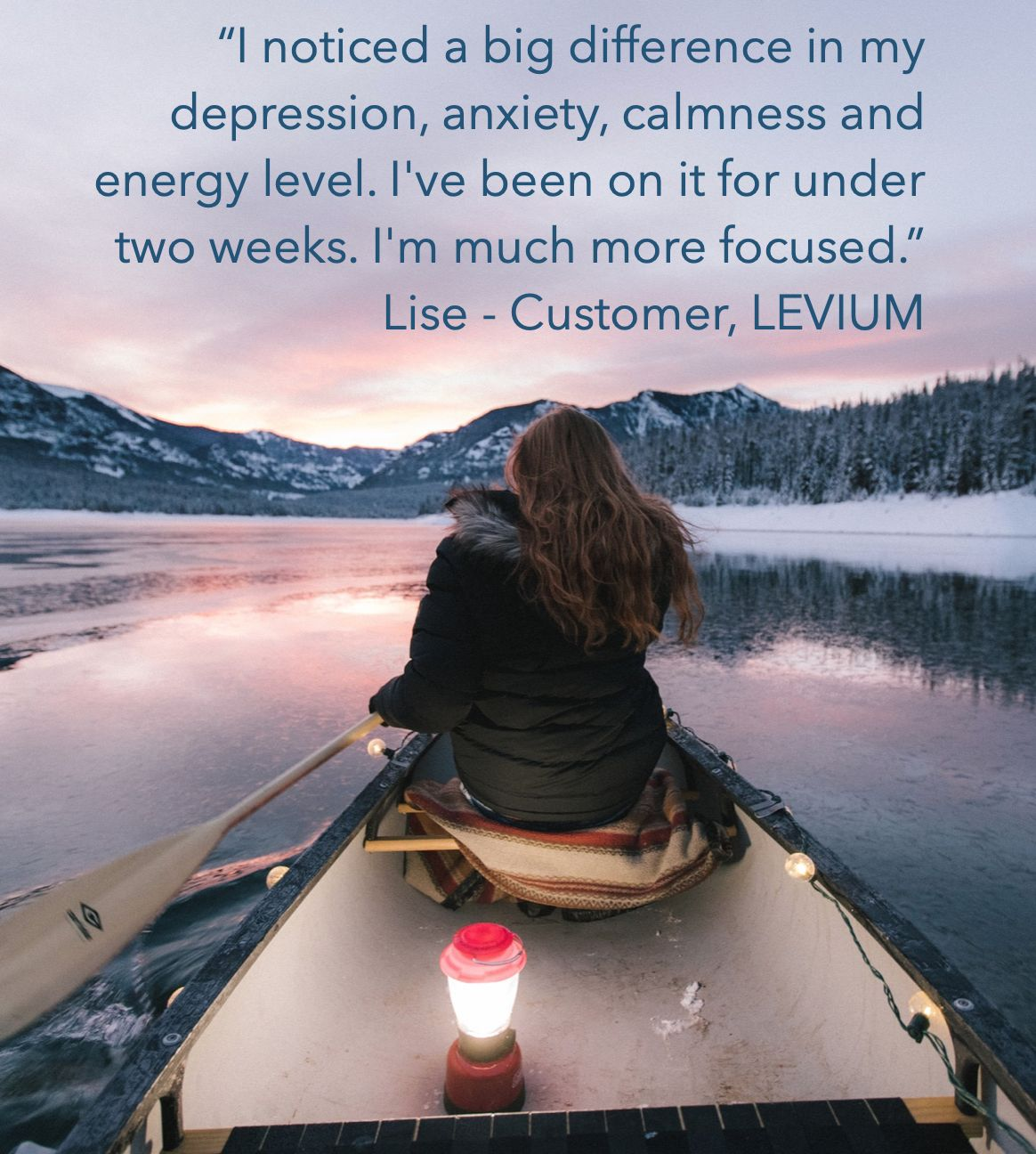 Get Levium - Natural Supplement For Stress & Anxiety Relief