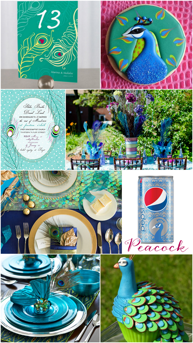 Host A Sassy Peacock Party Ideas On Pizzazzerie Com