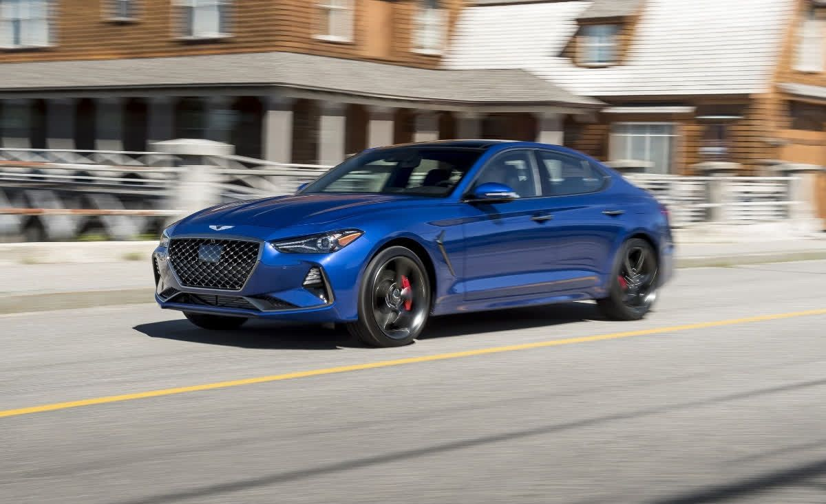One of the best new affordable luxury sedans in the market