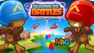 Bloons TD Battles Mod Apk v4 1 1 Unlimited Money Hack