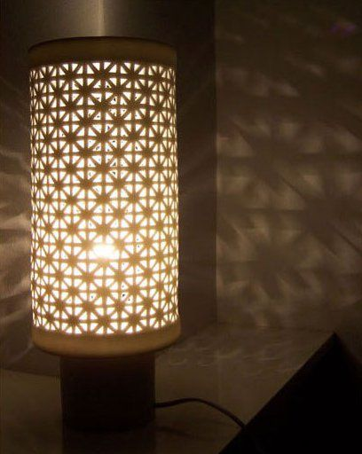 Ive got two of these on the bedside table stars lamp from pols potten