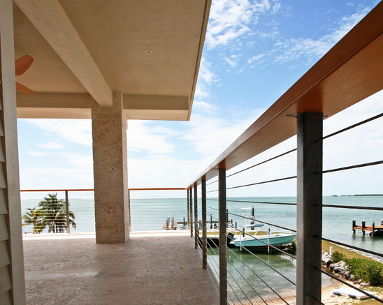 Make the Most of Your View | Cable railing, Exterior ...