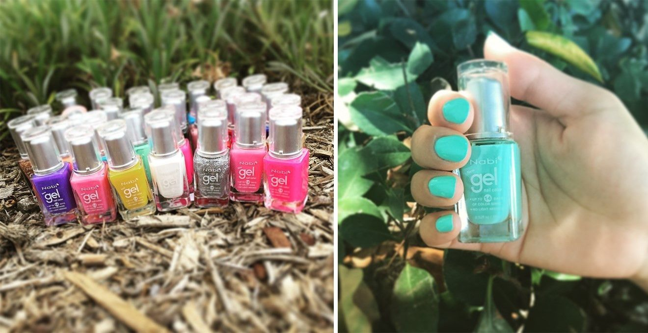 Instant Dry Gel Nail Polish - 30 Colors | Gel nail polish, Adipic ...