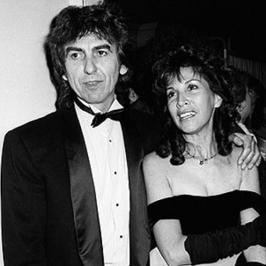 Today in 1978, George Harrison married Olivia Trinidad Arias at Henley-on-Thames register office