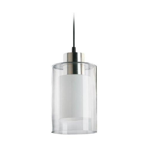 Quorum Lighting Modern Mini Pendant Light With Double Cylinder