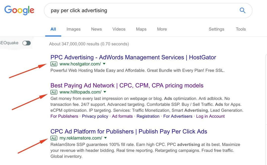AdsTargets posted to Instagram: Guide to understanding Pay per Click
