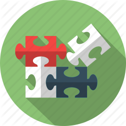 Alliance Business Component Marketing Plugin Puzzle Solution Icon Business Icon Marketing Alliance