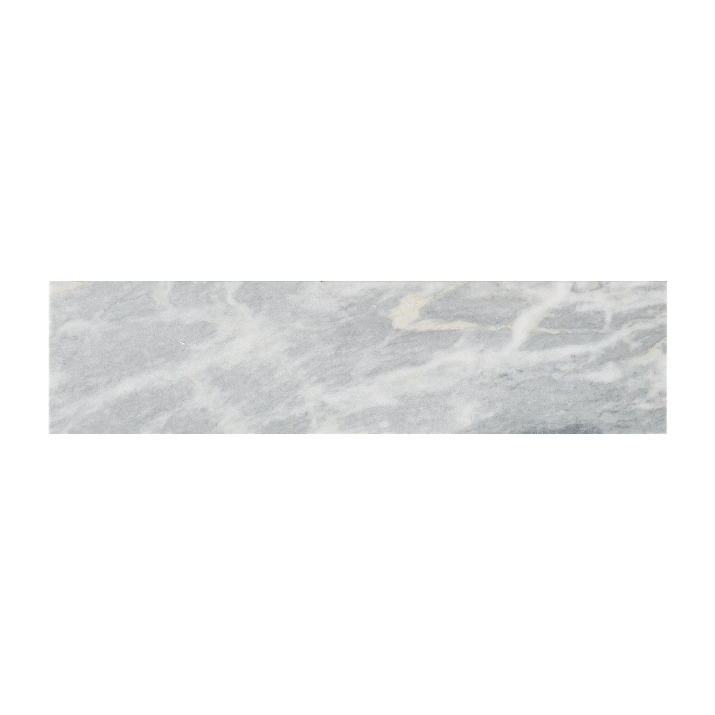Calacatta Bluette Polished Marble Tile In 2020 Polished Marble Tiles Marble Tile Marble
