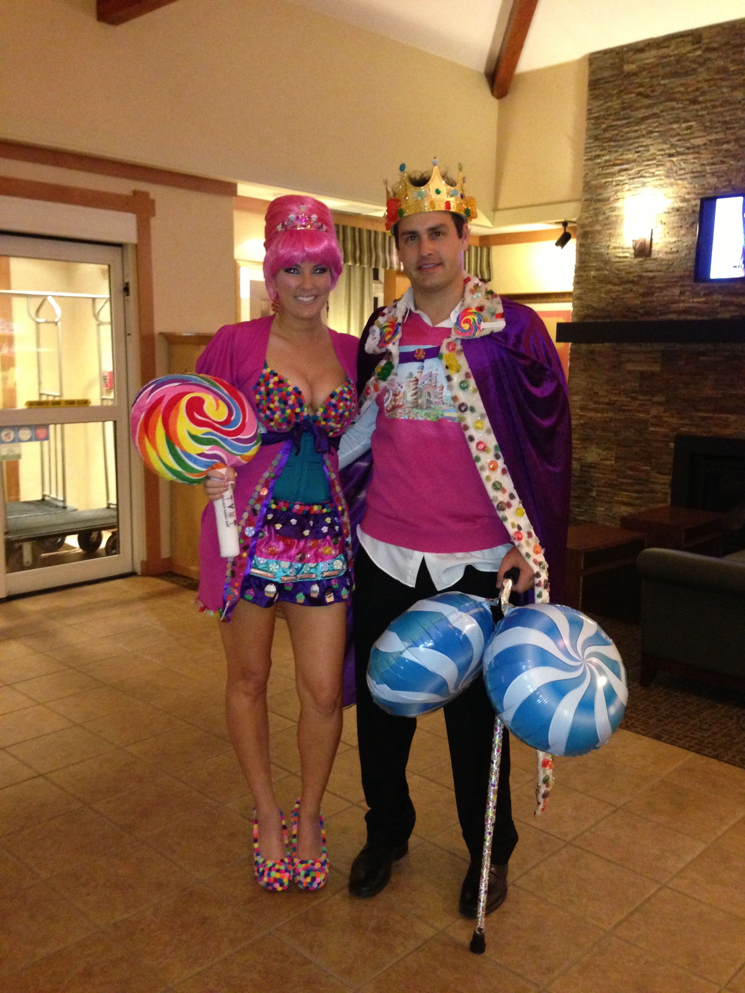 Candyland Christmas Party