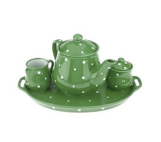 our kitchen is gonna be yellow so maybe this for contrast   http://www.qvc.com/qic/qvcapp.aspx/view.2/app.detail/params.CM_SCID.coll.item.K30444.desc.Temptations-Polka-Dot-4piece-Tea-Set?&cookie=set
