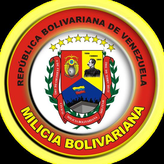 Escudo da Milícia Bolivariana
