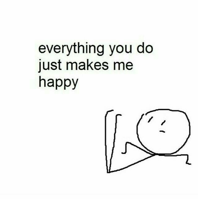 You Make Someone Very Happy Cute Love Memes Cute Memes Quotes