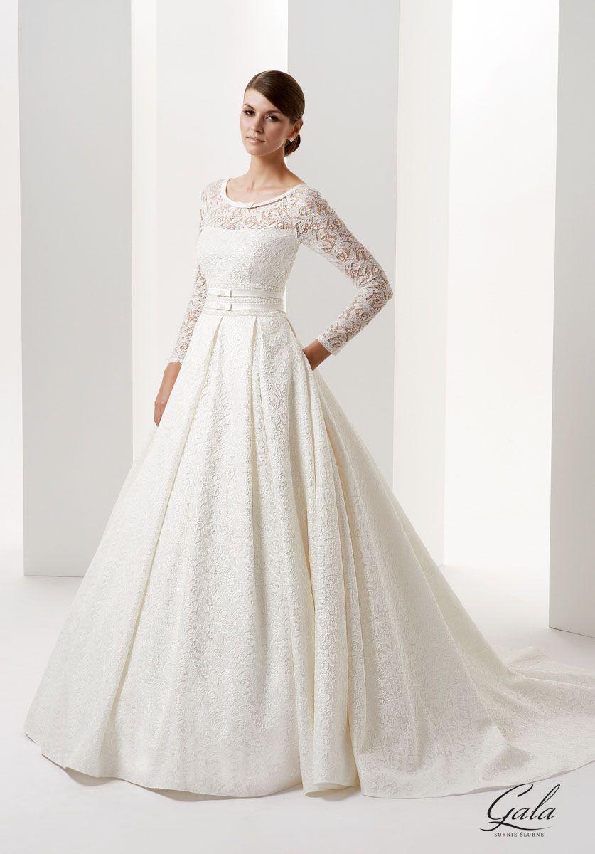 Gala Suknie Ślubne - Suknia Fija
