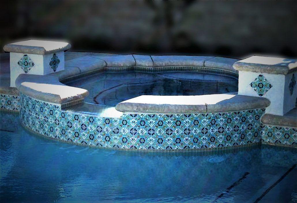 Swimming Pool Designs Pool Liners Waterline Pool Tiles Balian Tile Studio Swimming Pool Designs Waterline Pool Tile Pool Tile
