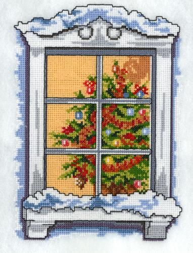 Advanced Embroidery Designs - Christmas Window