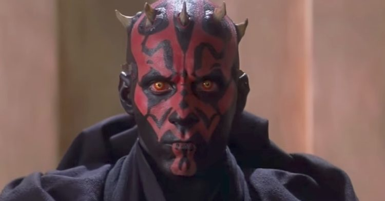 What If Darth Maul Was The Villain In The Star Wars Sequel Trilogy Star Wars Sequel Trilogy Darth Maul Clone Wars Darth Maul