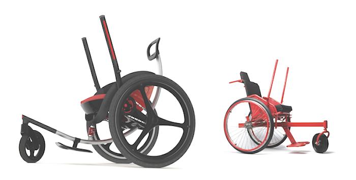 Leveraged Freedom Chair Wheelchairs Design Concept Wheelchair