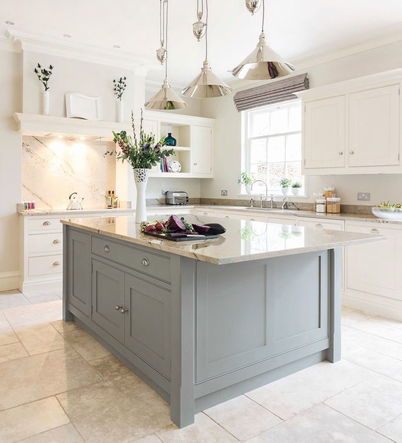 New Kitchen Peninsula (With images) White
