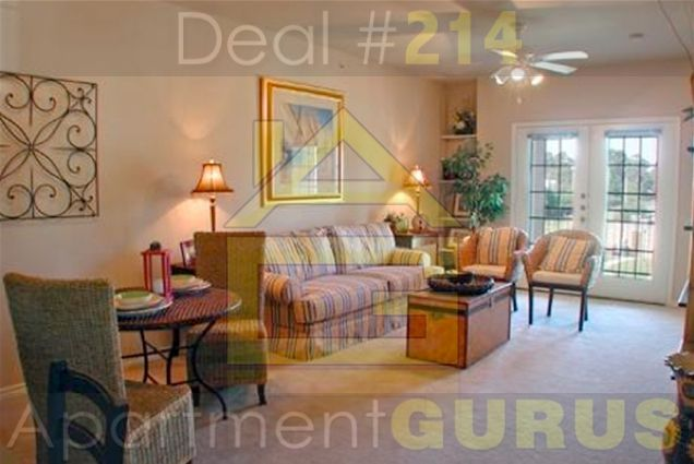 Property of the Day! Deal#35 If interested in an apartment in Houston please contact us at http://apartmentgurus.com/ 1-866-933-GURU(4878)
