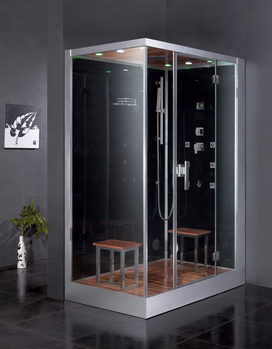 Commodus Premium Steam Shower Steam Shower Enclosure Steam Shower Units Shower Enclosure