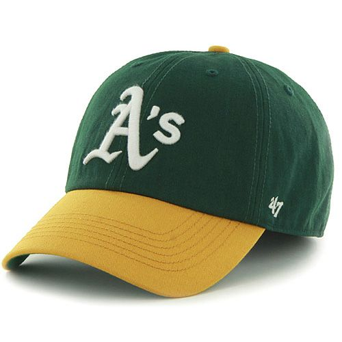 the best attitude 82d0e c09b6 Oakland Athletics Franchise Fitted Home Cap by  47 - MLB.com Shop