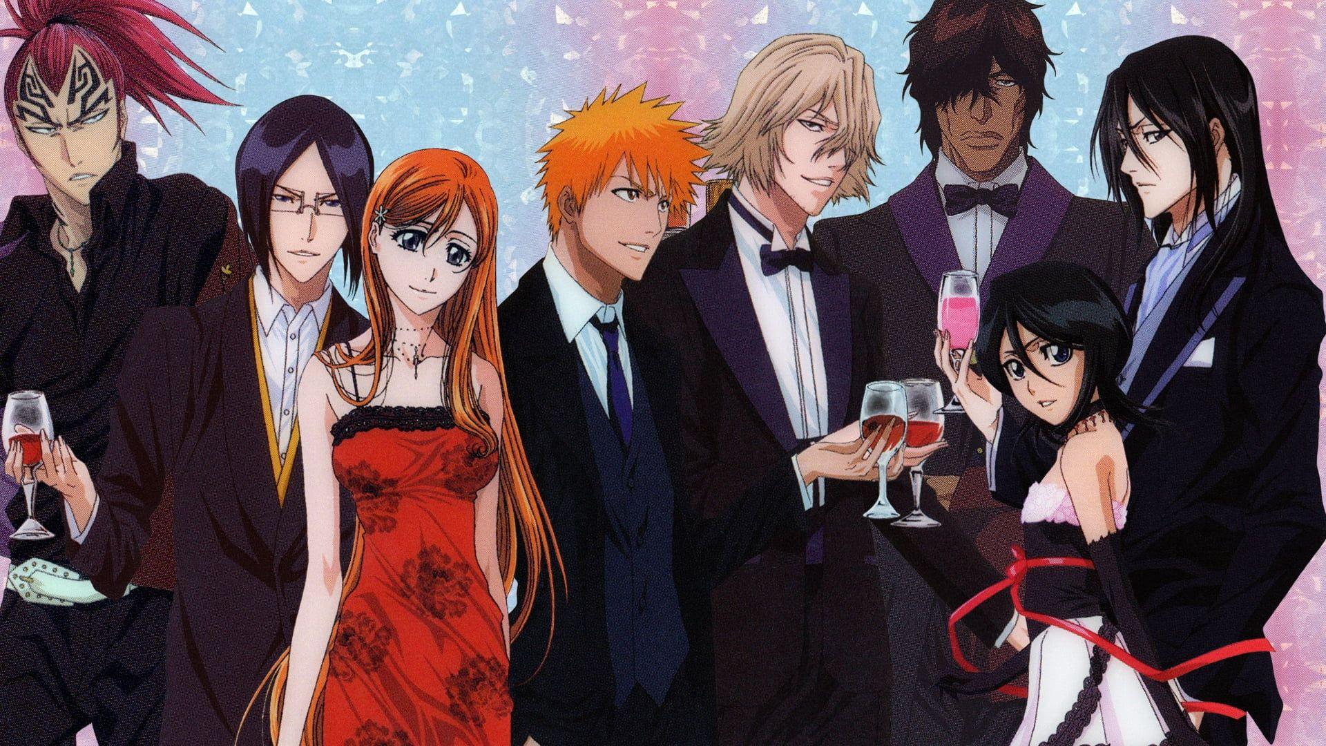 Bleach anime manga 1080P wallpaper hdwallpaper
