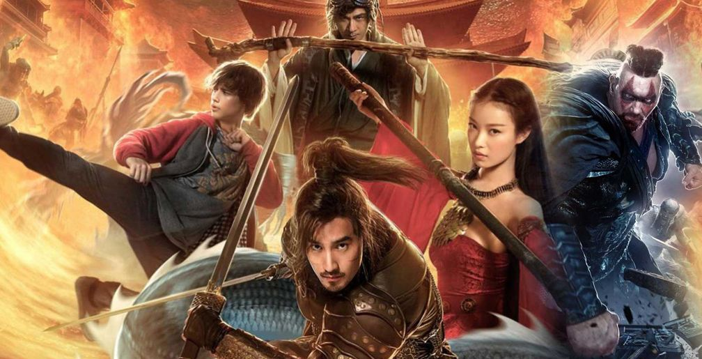 the warriors gate full movie free download