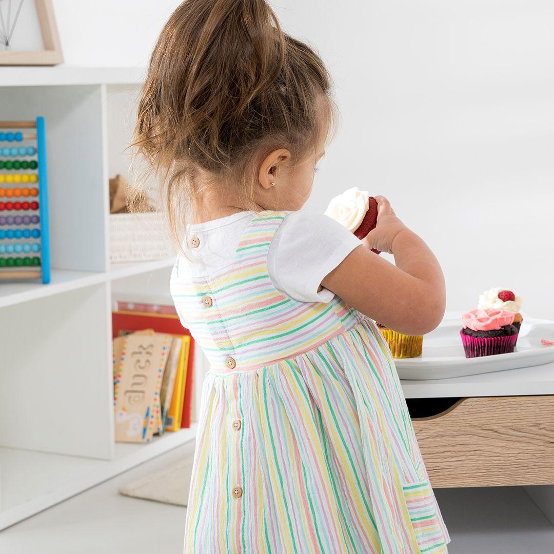 e600dadd584 Hay outfit que sirven tanto como para el cole como para ir de paseo ¡este  es uno de ellos! #CarrefourTEX #CarrefourBaby | Bebé | Tiendas de ropa, ...