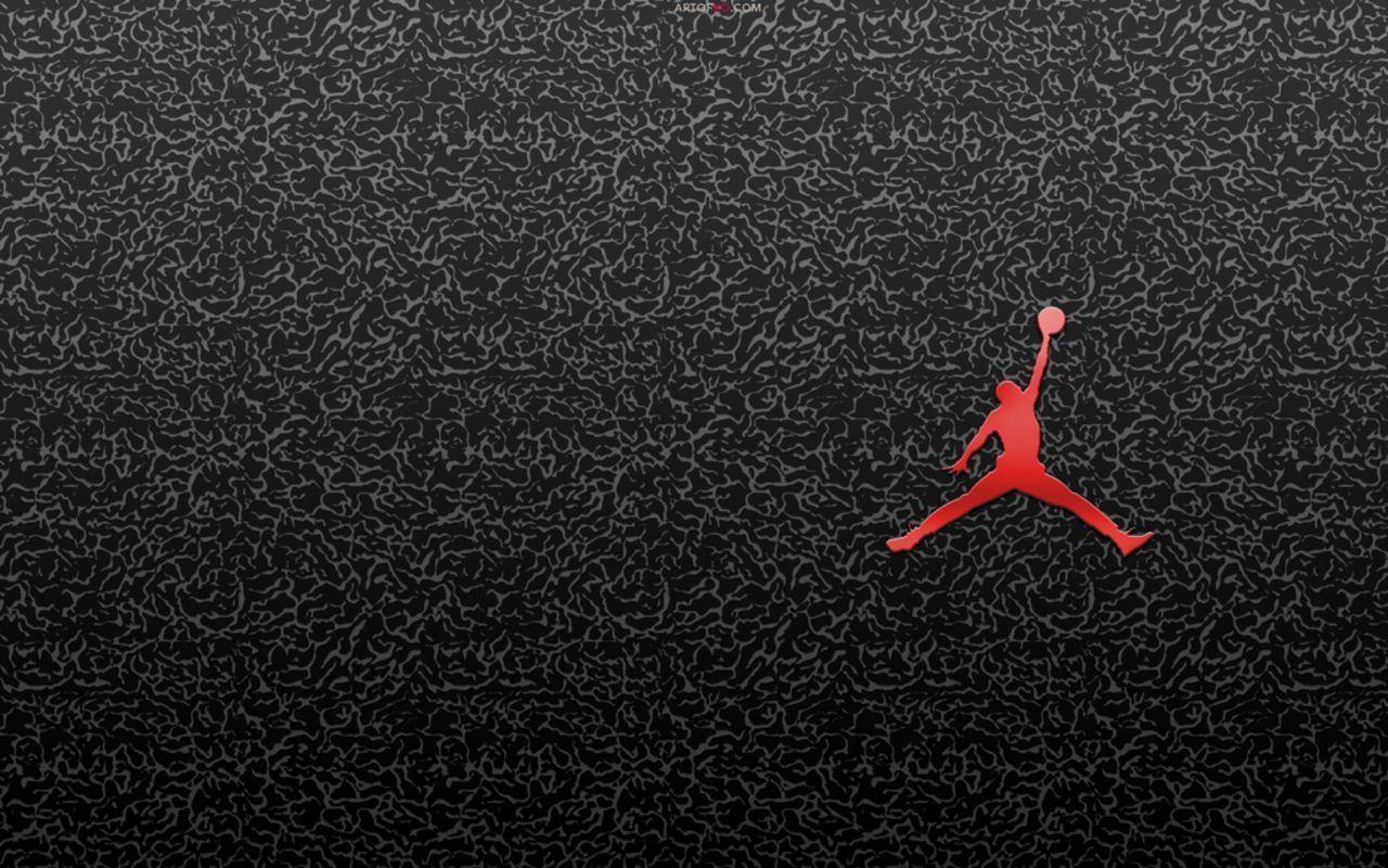 Air Jordan Jumpman Fonds Décran Hd