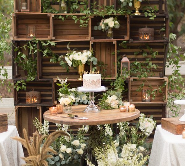 30 Most Popular Rustic Vintage Wedding Ideas For 2020 Wedding Cake Display Table Vintage Rustic Wedding Decor Modern Wedding Theme