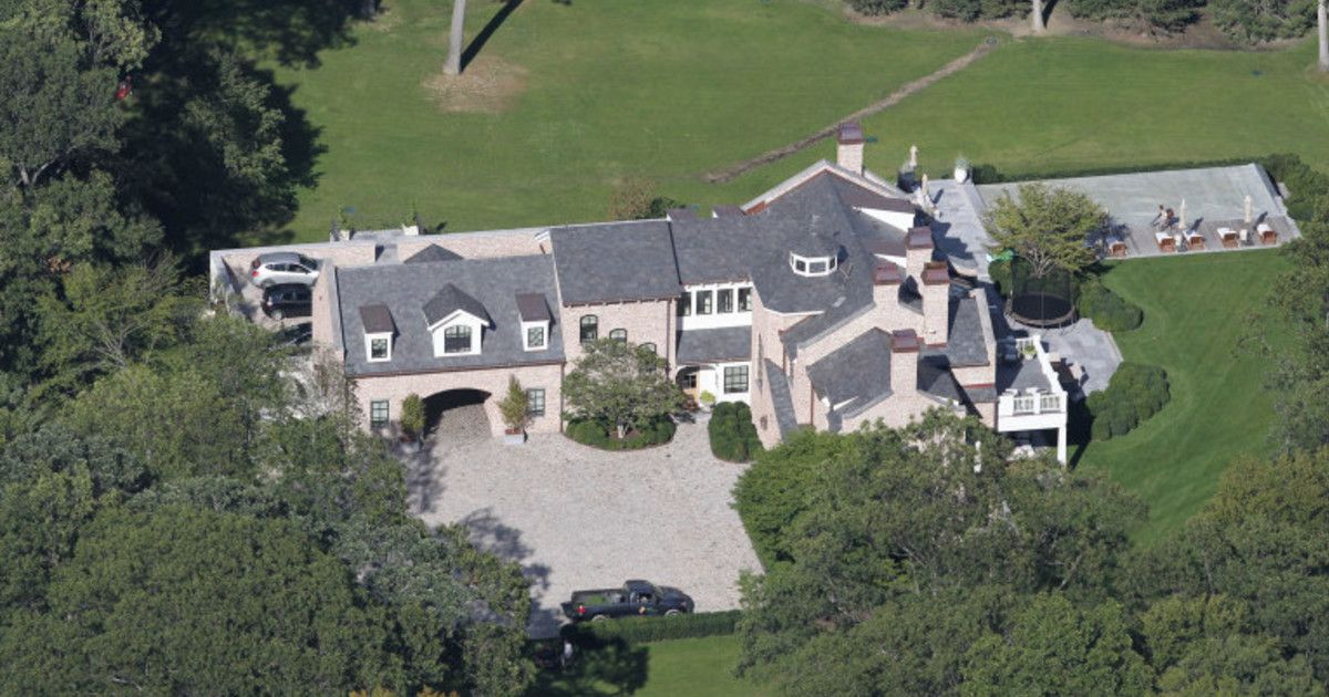 Take A Look At Tom And Gisele S Finished Mansion Outside Of Boston