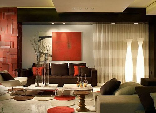 Your Living Room Curtains Speak Of You Home decor Pinterest