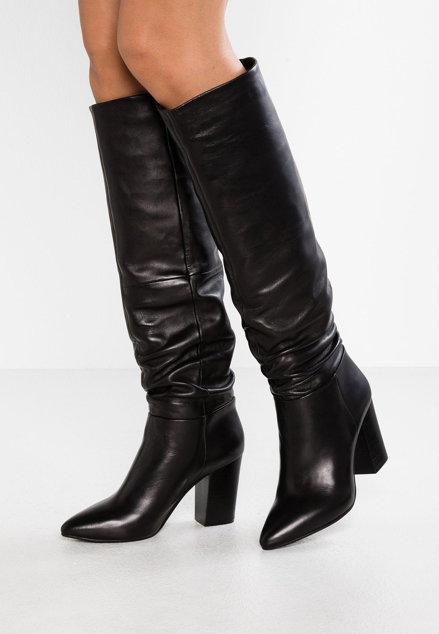 new product 75a8e 285fa SENSAI - Stiefel - black @ Zalando.de 🛒 | Schuhe in 2019 ...