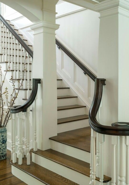 Best Pin By Gayle Mcmahon On Foyer Staircase Design 400 x 300