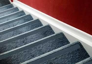 Best Carpet Stair No Slip Nosing Large Image 5 Carpet Stairs 400 x 300