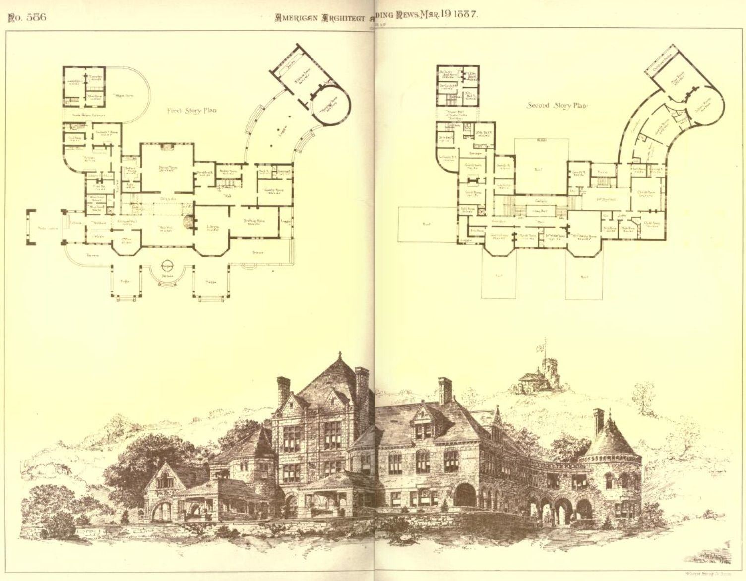 Monster mansion unknown location shame about the quality would love to know what career architecturefloor plans architectureinterest