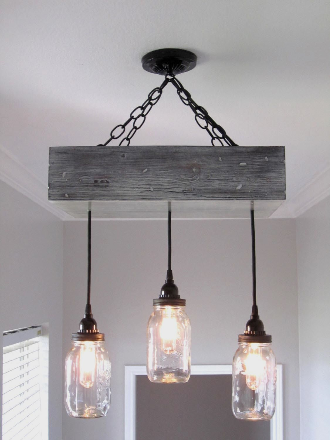 Creative Rustic Lighting Fixture Ideas To Complete A Cottage