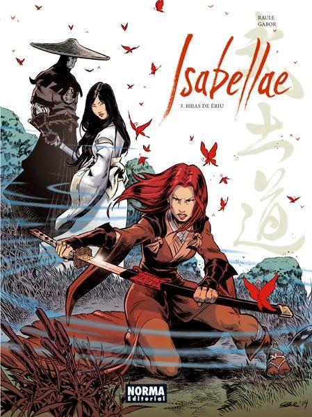 ISABELLAE 3. Hijas del Ériu, Raule y Gabor