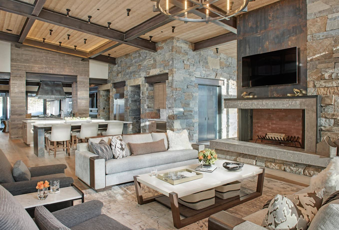 Modern Rustic Interior Design 7 Best Tips To Create Your Flawless Space Modern Farmhouse Style Living Room Living Room Decor Rustic Modern Rustic Living Room
