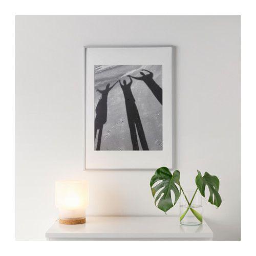 LOMVIKEN Frame aluminum in 2019 Frame, Ikea frames