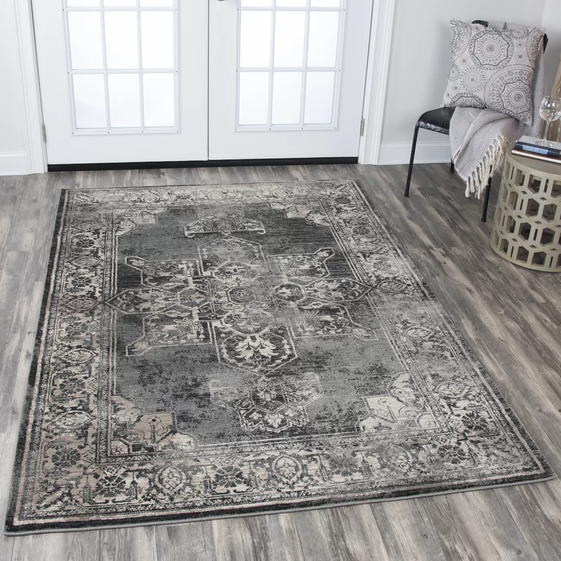 Moreland Grey Area Rug In 2020 Rugs Area Rugs Colorful Rugs