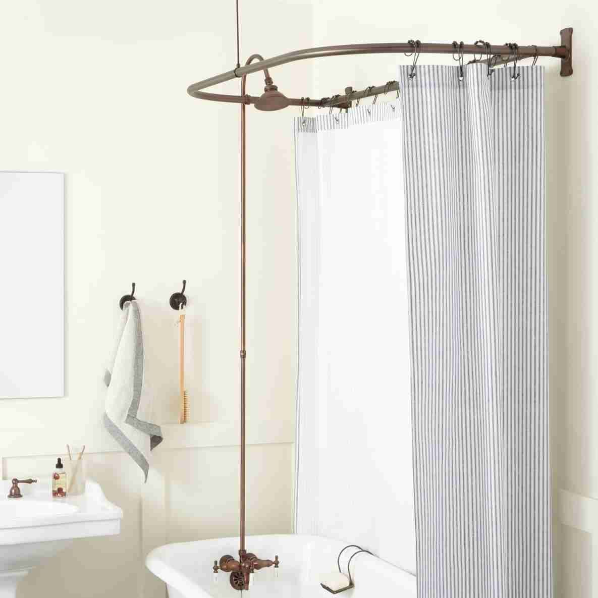New post Trending-clawfoot bathtub shower conversion kit-Visit ...