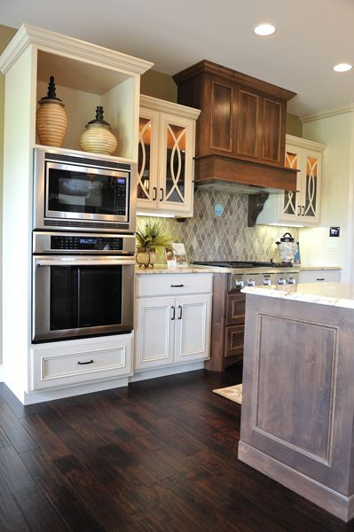 Renovated kitchen with modern appliances for comfortable living ~ Heritage Home - Fargo, ND. <3