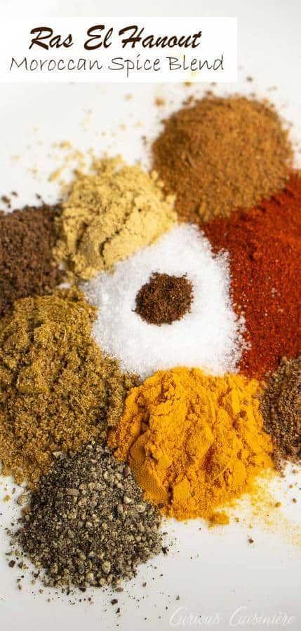 Ras el Hanout (Moroccan Spice Blend) Recipe Moroccan