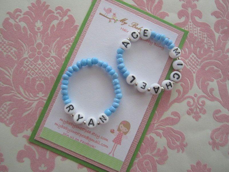 Newborn Bracelets Infant Twin Id