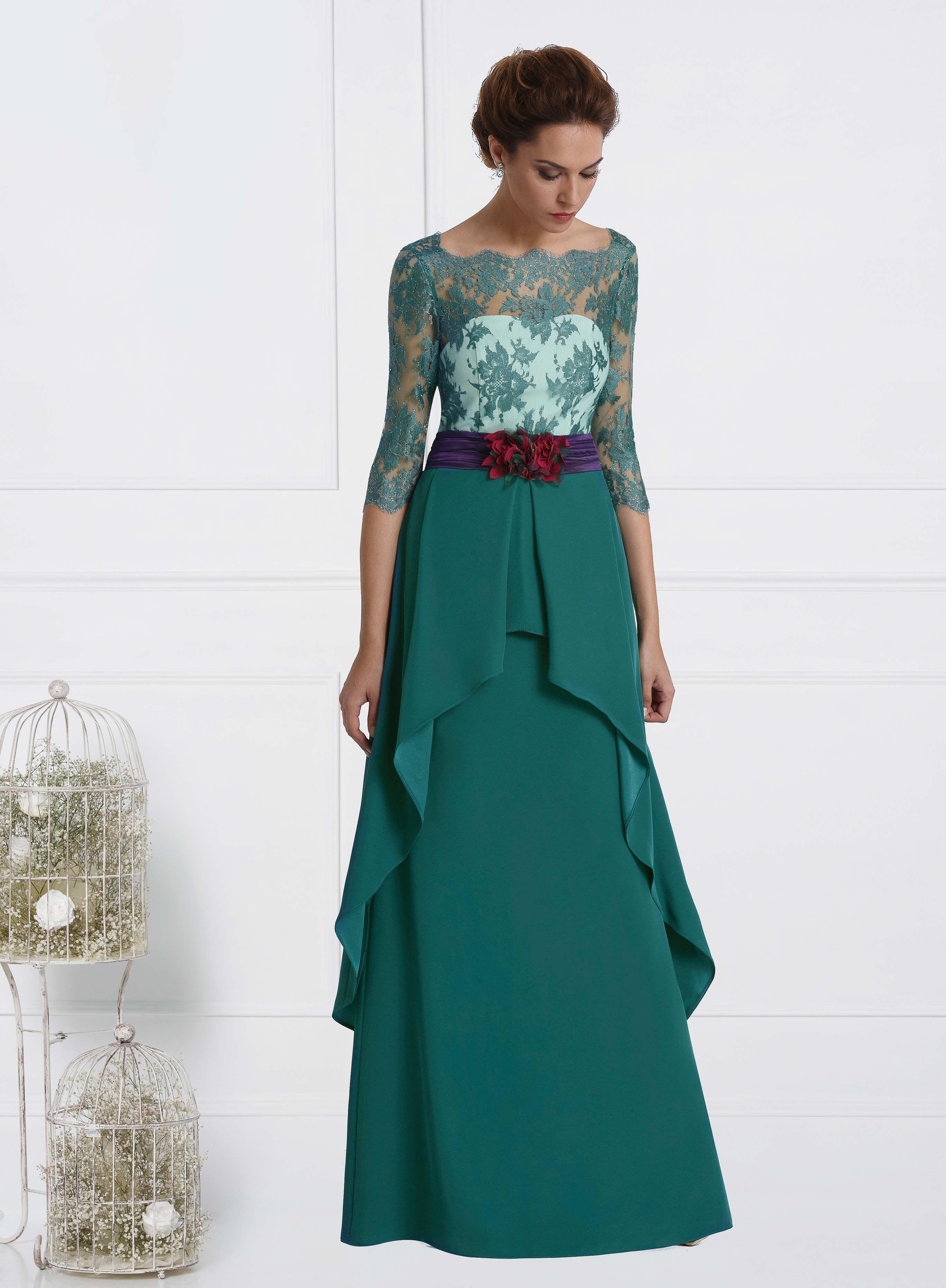 Vestido de Madrina de Madison Diseño (1732), largo | vestidos de ...