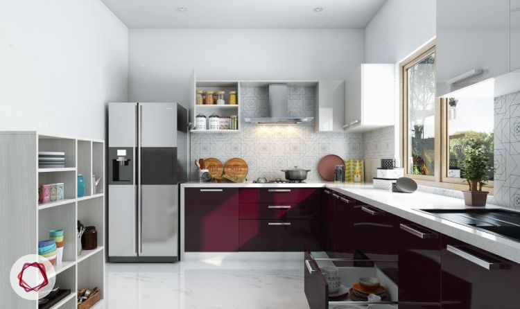Are Open Kitchens Good For Indian Homes 7 Stylish Ideas For