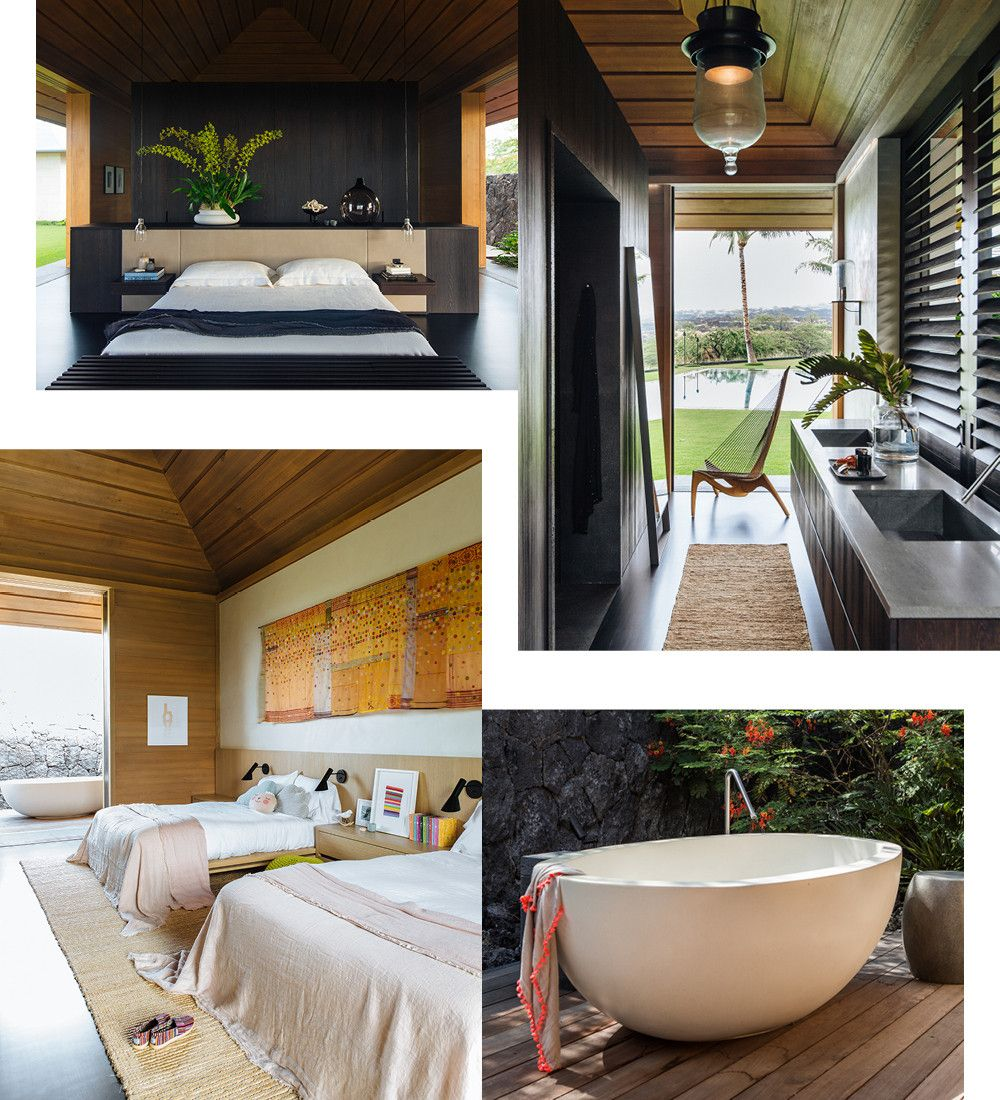 Paradise Found: A Minimal, Modern Home In Hawaii