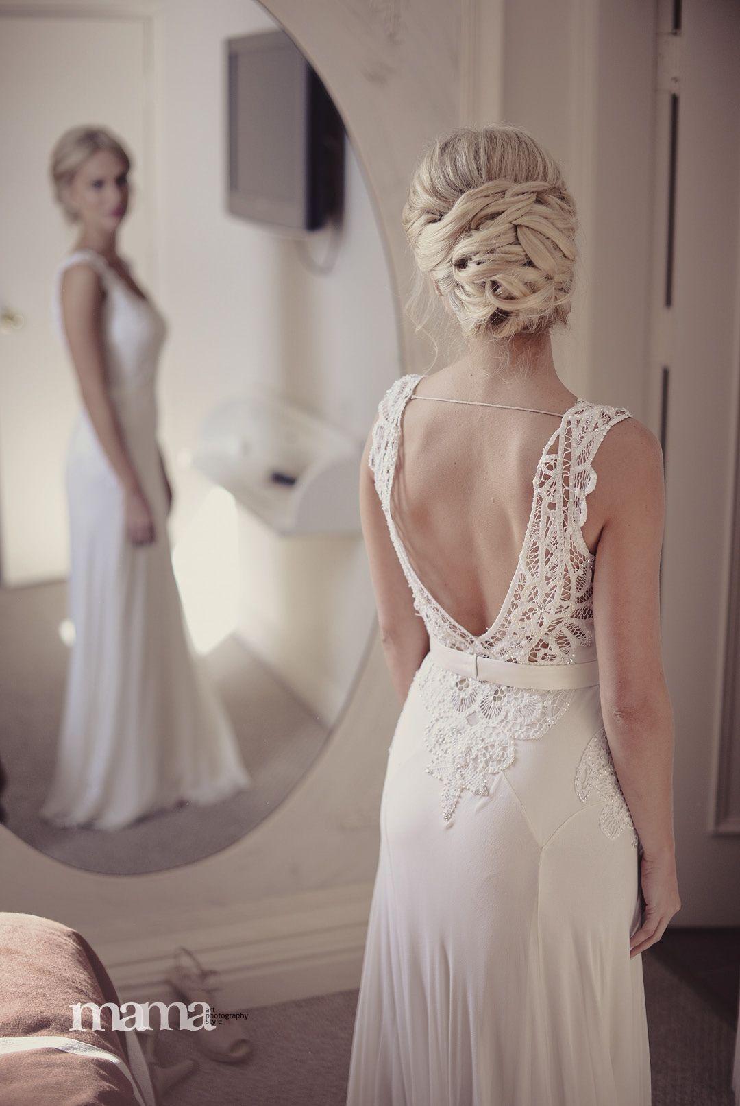 Vivi bellaish gown weddingsone enchanted evening