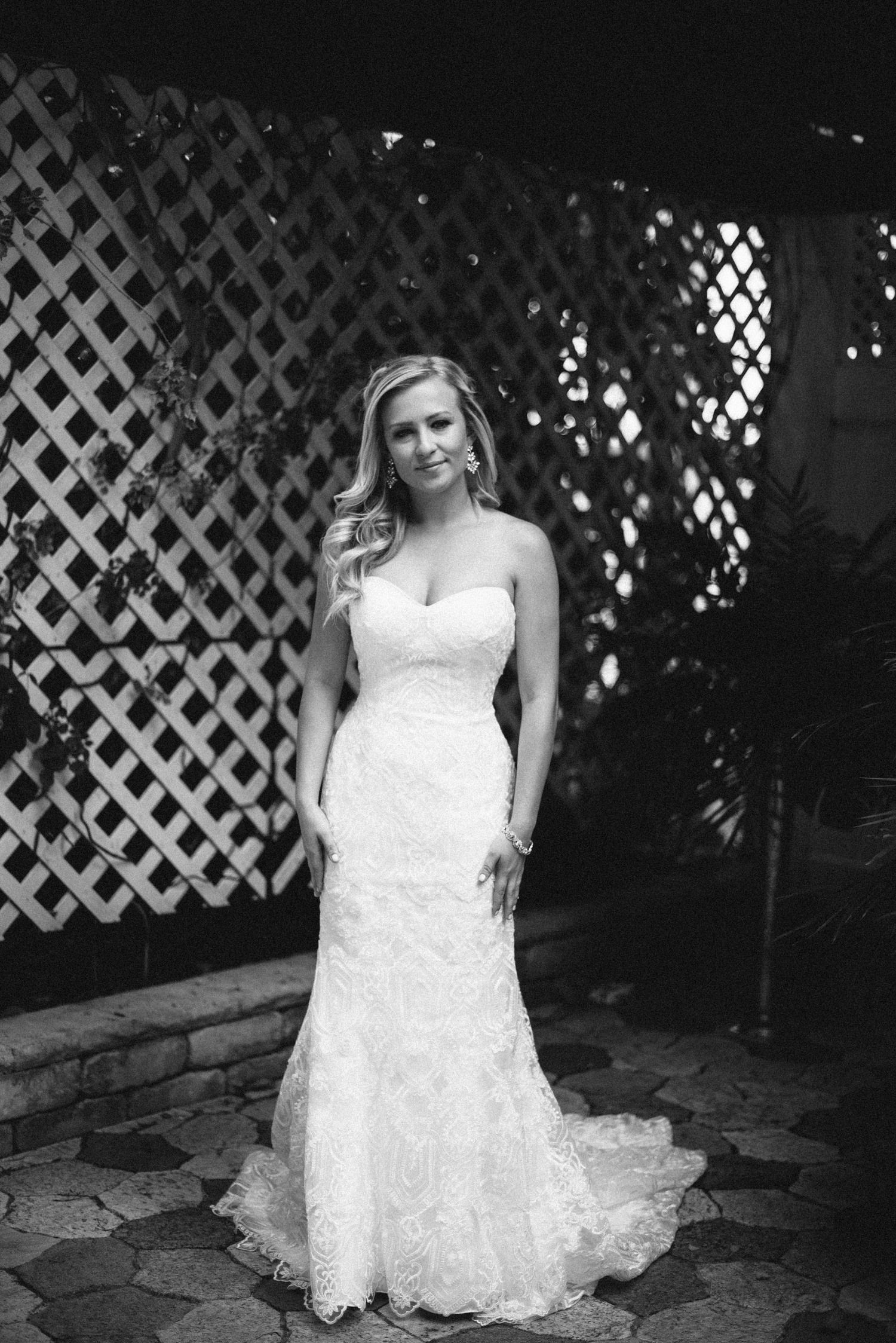 Paradise Cove Wedding Orlando, Florida Macey Heim